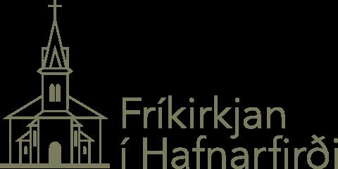 Fríkirkjan í Hafnarfirði Logo